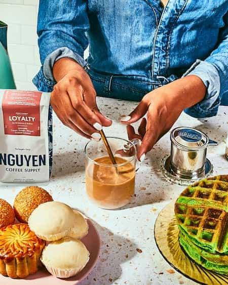 Nguyen Coffee Supply Vietnamese