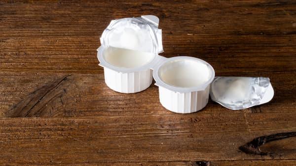 cream cups