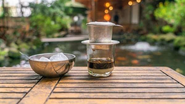 pre prepared phin coffee