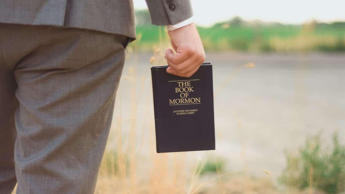 the mormon book