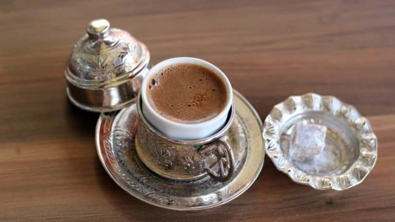 How To Make Turkish Coffee With Or Without An Ibrik Recipe