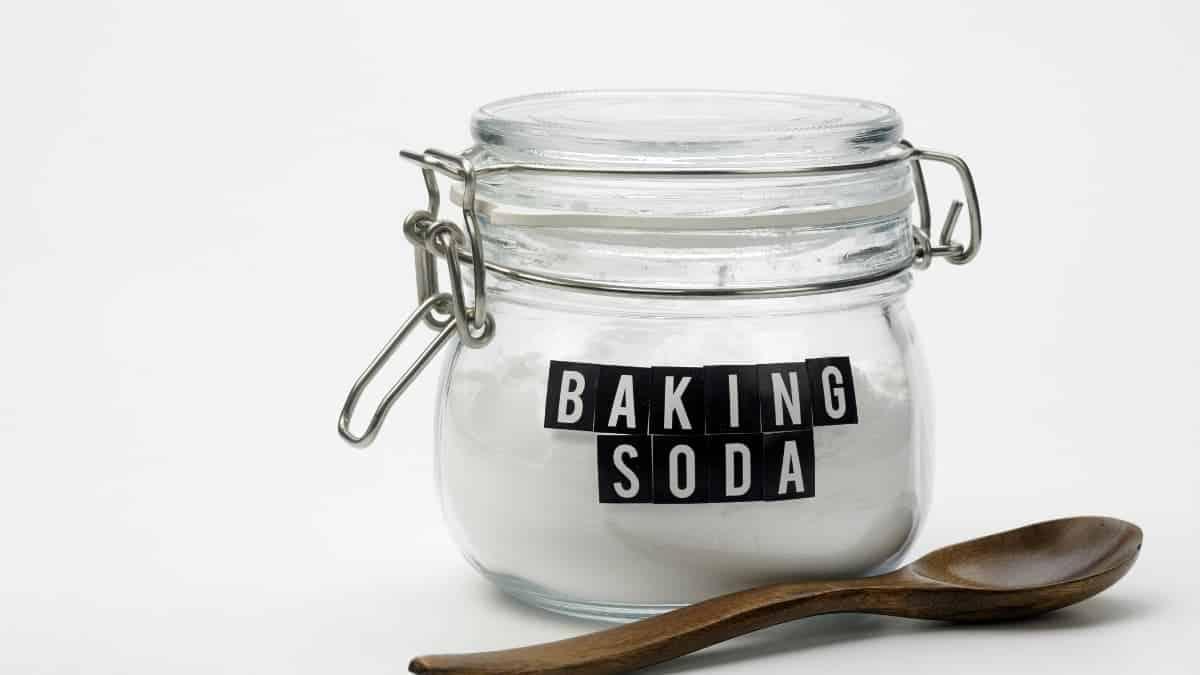 baking soda in coffee