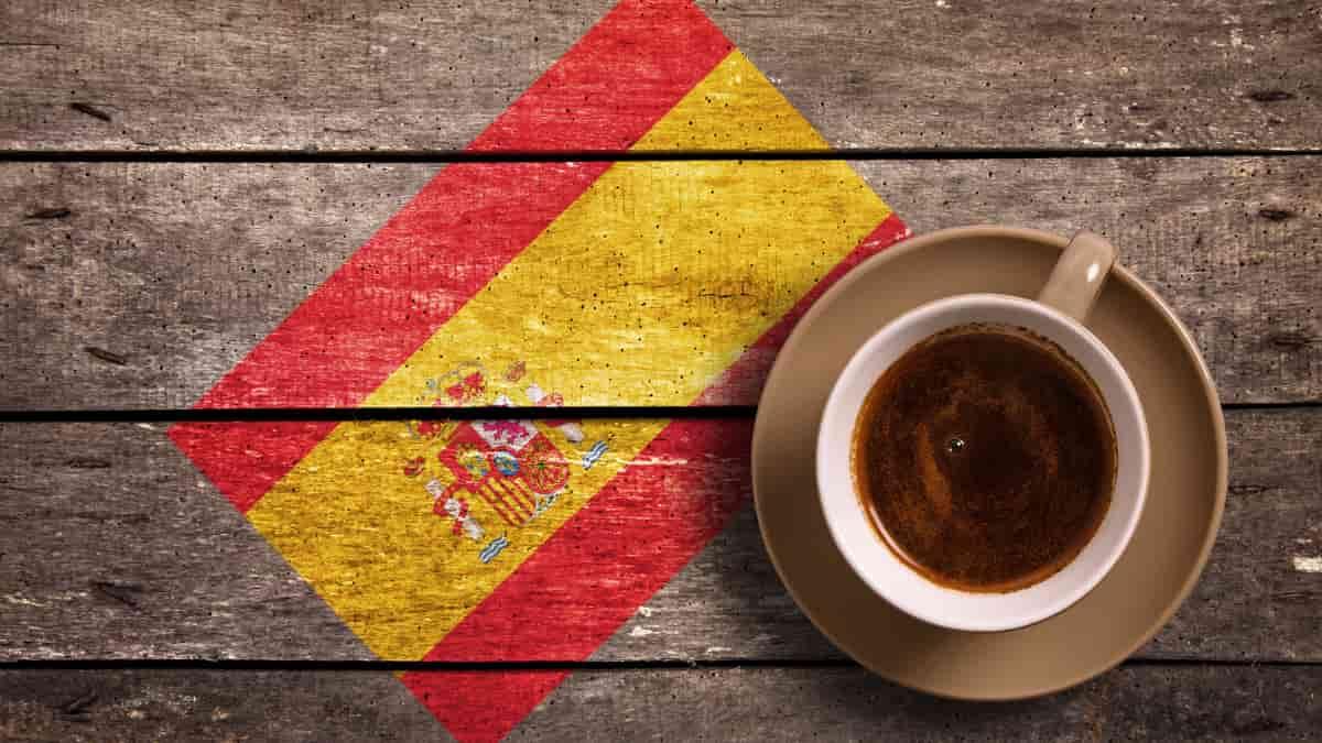 espana coffee