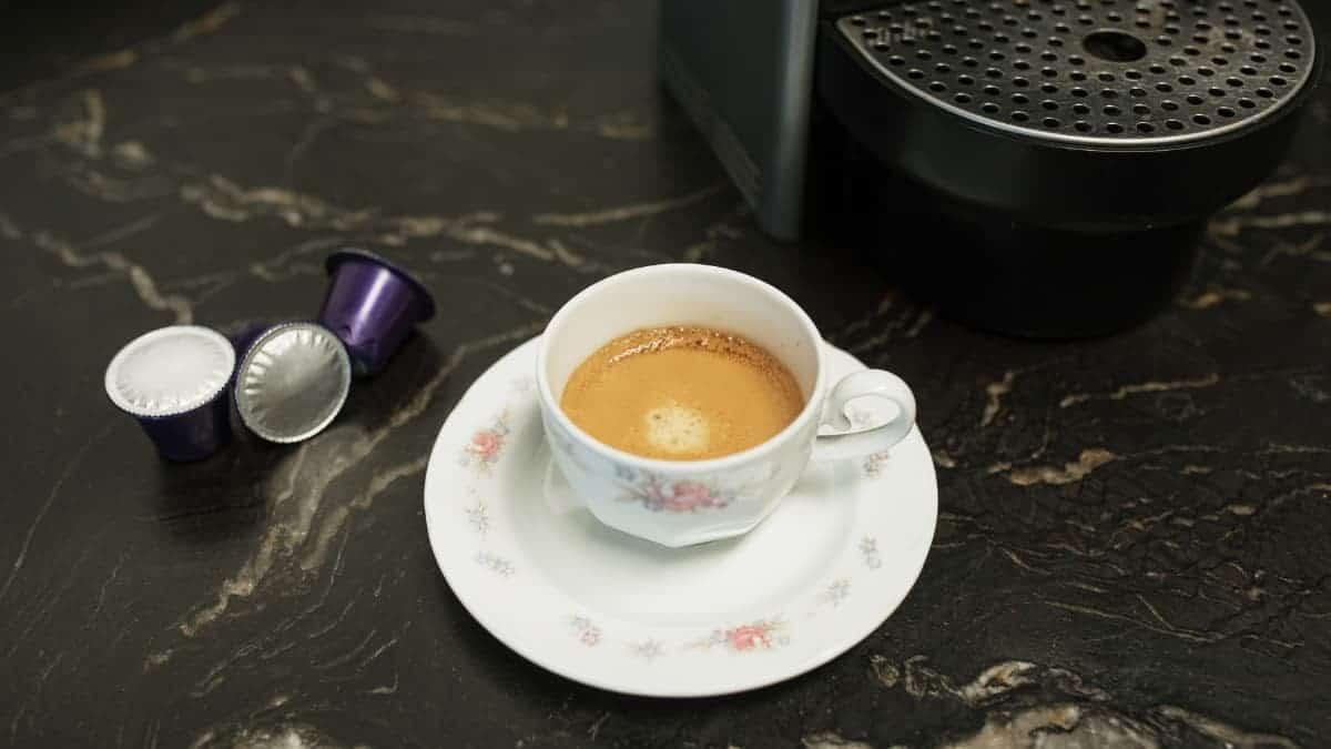 single serve espresso